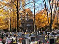Katowice - Cmentarz przy ul. Francuskiej.JPG