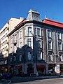 Katowice - Róg ulic Mielęckiego i Mariackiej.JPG