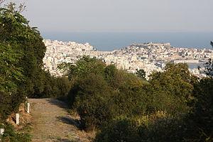 Via Egnatia - Ancient Via Egnatia near Kavala (Neapolis)