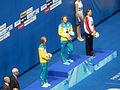 Kazan 2015 - Victory Ceremony 100m backstroke W.JPG