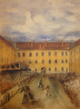 Kazerne Dossin 1943 door Kopel Simelovitz.png