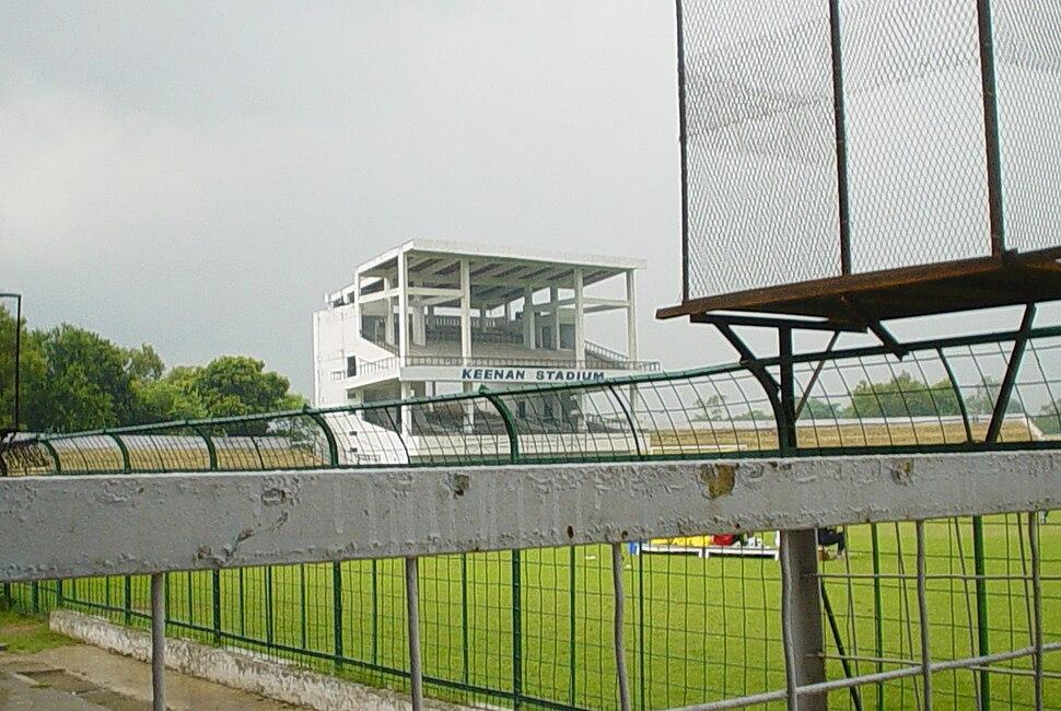 Keenan Stadium, Jamshedpur