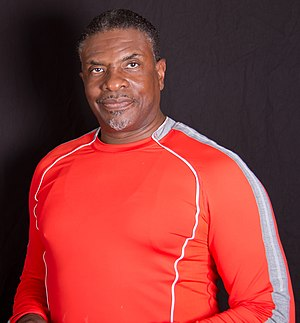 Keith David - David in June 2010