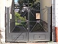Kelemen street odd side, listed building complex. Gate. - Komárom.jpg