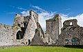 Kells Priory Cloister and Crossing Tower 2017 09 13.jpg