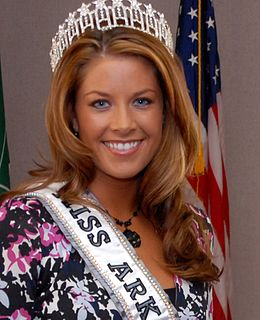 Miss Arkansas USA