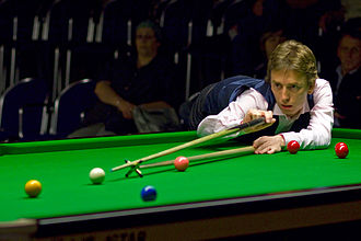 Snooker world rankings 2006/2007 - Image: Ken Doherty PHC 2011