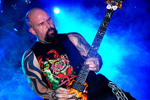 Show do Slayer em BH / 2006. Foto por Suelen P...