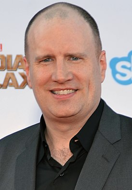 Kevin Feige - Guardians of the Galaxy premiere - July 2014 (cropped).jpg