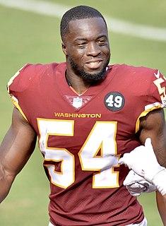Kevin Pierre-Louis American football linebacker