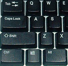 Tab key - Wikipedia