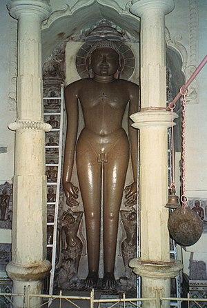 Shantinatha temple, Khajuraho - Image: Khajuraho ni 05 04