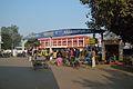 Kharagpur Railway Junction Station Entrance - Kharagpur - West Midnapore 2013-01-26 3625.JPG