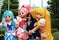 Kigurumi of HeartCatch PreCure!(4891209008).jpg