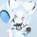 Kiki the Cyber Squirrel mascot of Krita cropped square profile.png