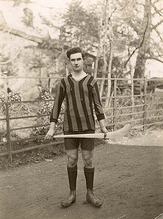 Leinster Senior Hurling Championship - Unknown Kilkenny hurler, c. 1923