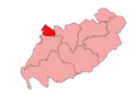 Kilmarnock and Irvine Valley (constituency) 2011.png