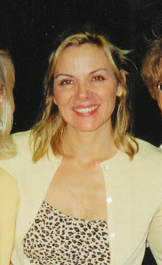 Kim Cattrall - Cattrall at the HBO party after the 1999 Emmy Awards