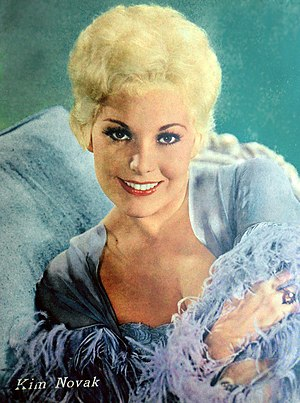 Kim Novak - Novak in 1957
