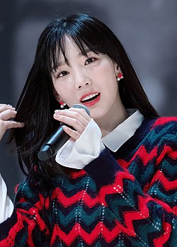 Kim Tae-yeon at a fansigning event on December 17, 2017 (7).jpg