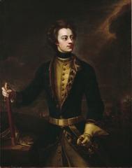 Carlos XII de Suecia por Michael Dahl.