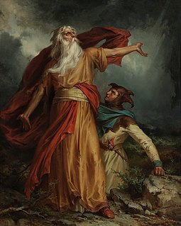 <i>King Lear</i> play by William Shakespeare