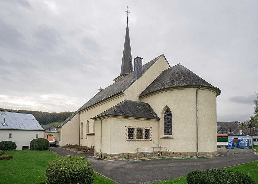 Church of Bastendorf