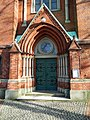 Kirche Kirchsteinbek Eingang.jpg