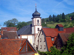 Kirche Laudenbach