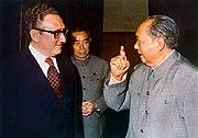 Kissinger Mao