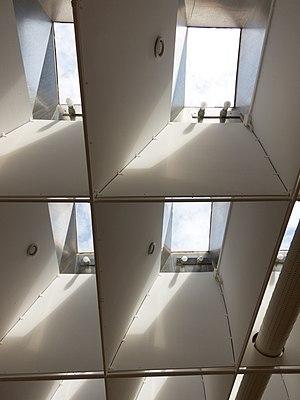 Malmö Konsthall - Ceiling