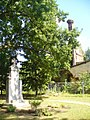 Kleinbeeren - Kirchof (Church Yard) - geo.hlipp.de - 41172.jpg