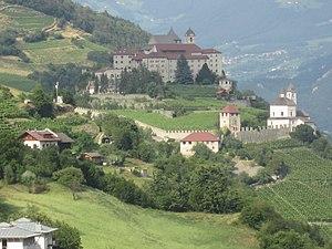 Brixen - Säben Abbey