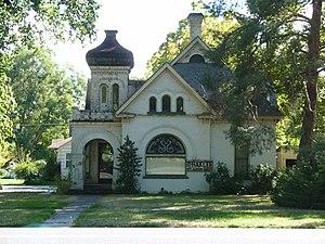 Knight-Allen House - Knight Allen House