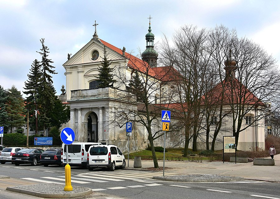 Church of St. Anthony of Padua, Warsaw