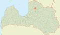 Kocēnu pagasts LocMap.png