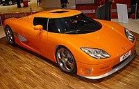 Koenigsegg CCR thumbnail