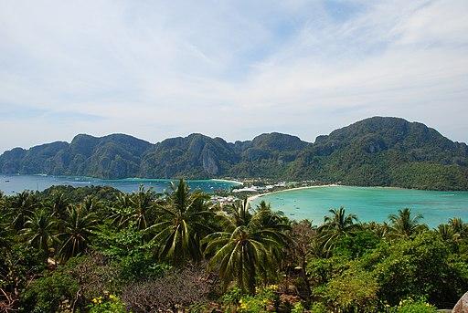 Spektakuler! 10 Tempat Wisata Terkenal di Thailand