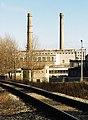 Kohtla-Järve Ahtme linnaosa soojuselektrijaama katlamaja korstnad 96.jpg