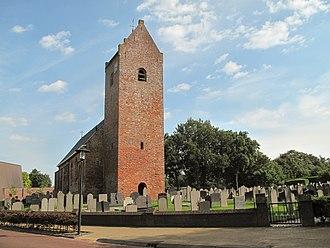 Kollumerzwaag - Reformed church (Nederlands Hervormd)
