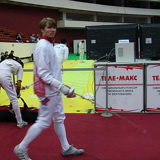 Fencing at the 2000 Summer Olympics – Mens épée Olympic fencing event