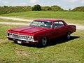 Komárom USA autó tali - 1966 Chevrolet Impala Sports Sedan.jpg