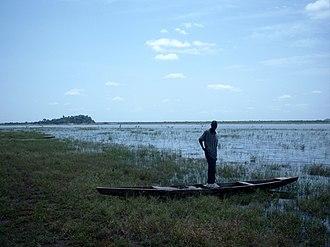 Kompienga Province - Lake Kompienga