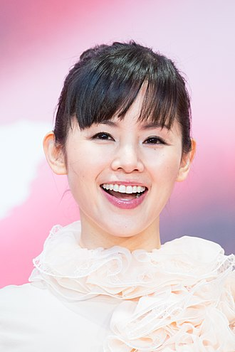 Manami Konishi - Konishi at Opening Ceremony of the Tokyo International Film Festival, 2017.