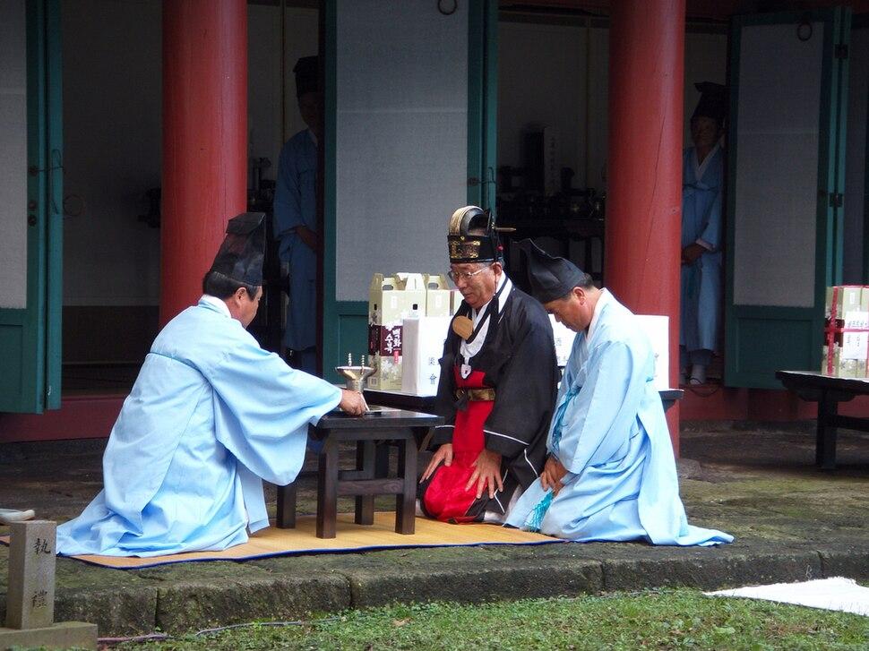 Korean Confucianism-Chugyedaeje-01