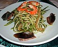 Korean cuisine-Gyeojachae-Shredded mixed vegetables with mustard sauce-01.jpg