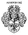 Kornburg Siebmacher073 - 1703 - Adel Franken.jpg