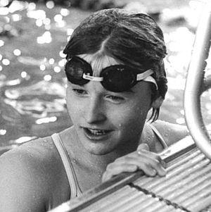 Kornelia Gressler - Kornelia Gressler in 1985