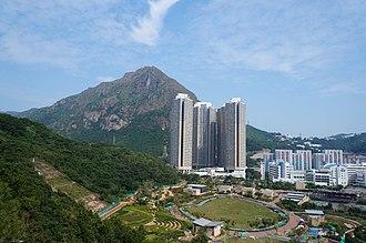 Kowloon Peak - Image: Kowloon Peak 2