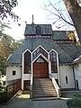 Krakow Woronicza 10 zespol klasztorny albertynek 03 A-618 oraz A231M.JPG